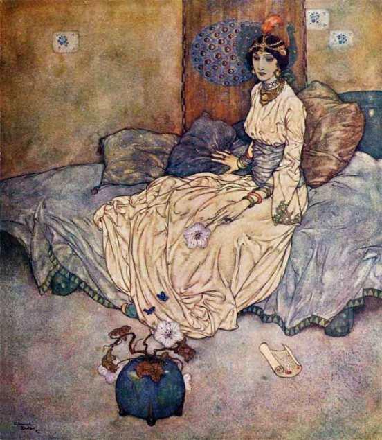 1907_Dulac_Princess-Derybar_c