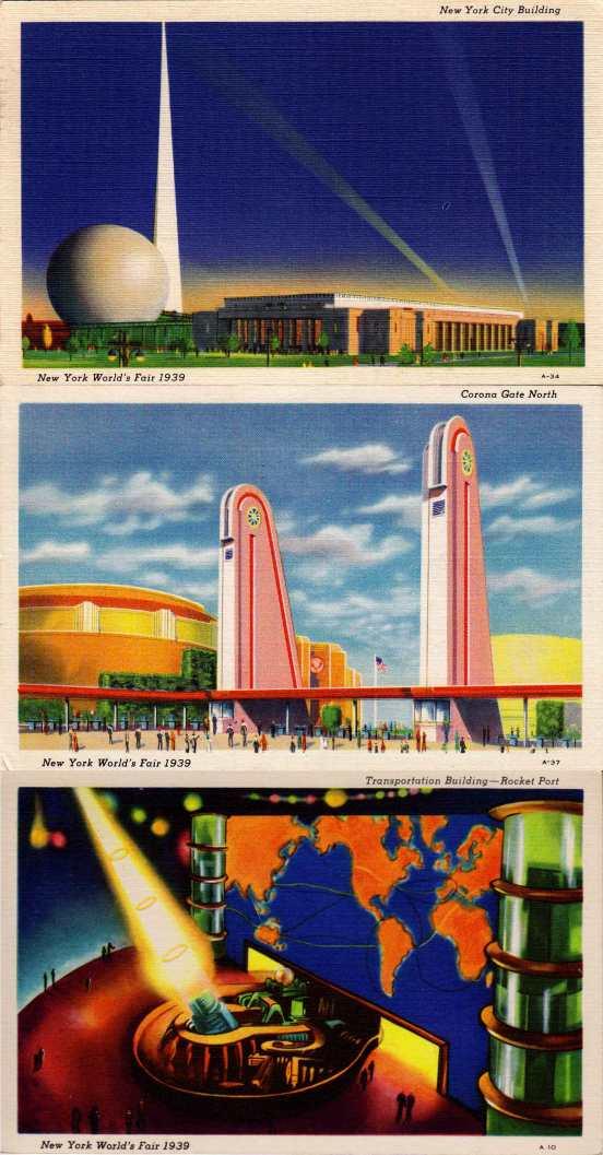 1939_NY-Worlds-Fair_postcards_c